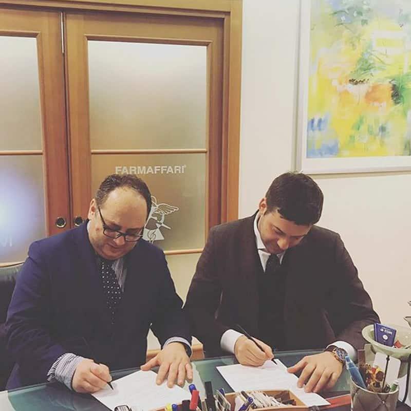 Con Enrico Palma, AD di FarmaAffari
